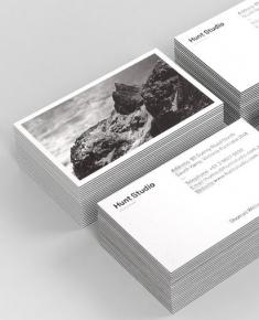 Печать визиток на заказ
